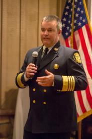 Philadelphia Fire Commissioner Adam Thiel