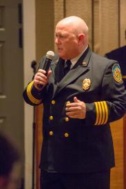 Deputy Chief Joe Edwards