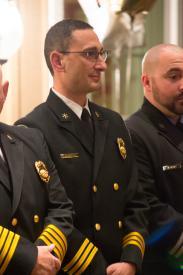 Assistant Chief Joe Monestere
