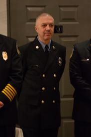 Assistant Chief Engineer Kevin Shaffer