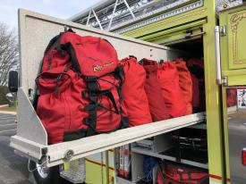 Rope rescue equipment is now easier to access