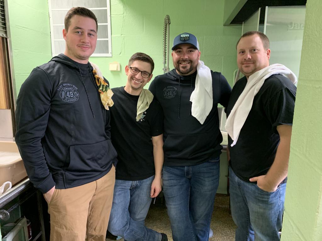 The dishwashers union