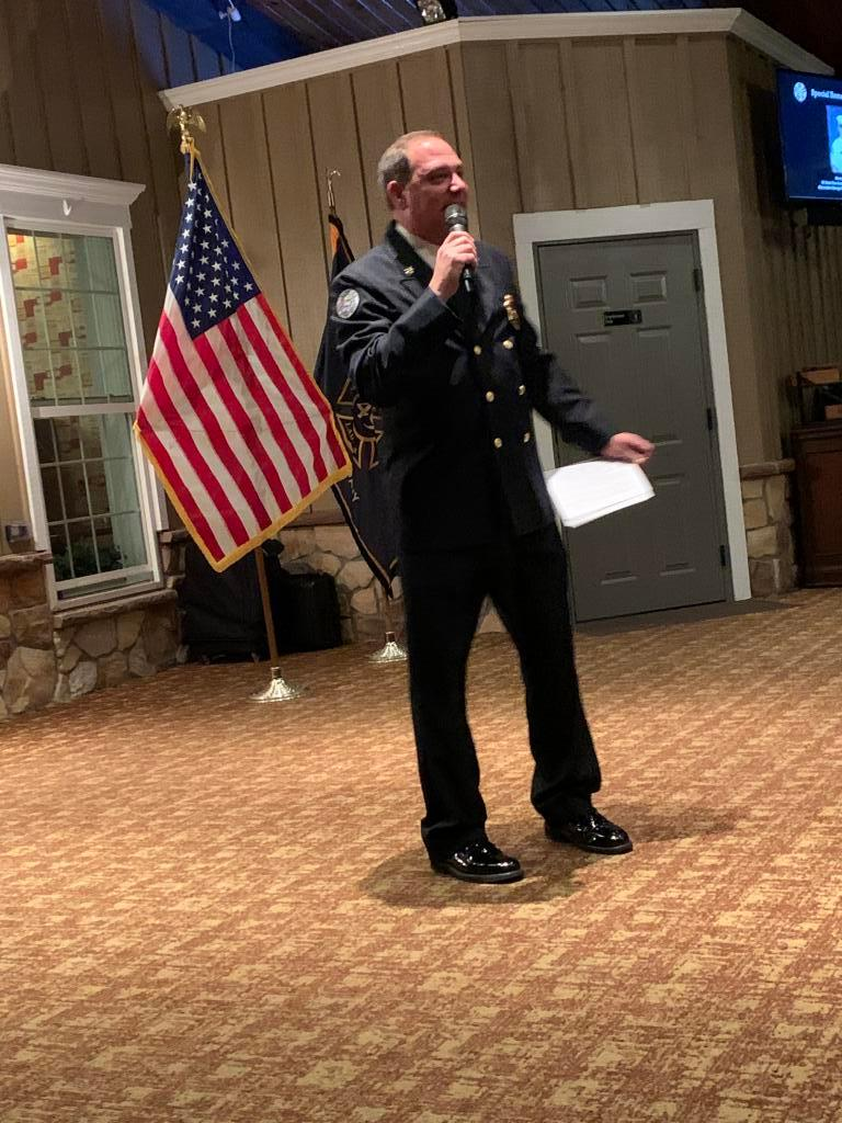 Assitant Chief Harvey Boyer - Keynote Speaker