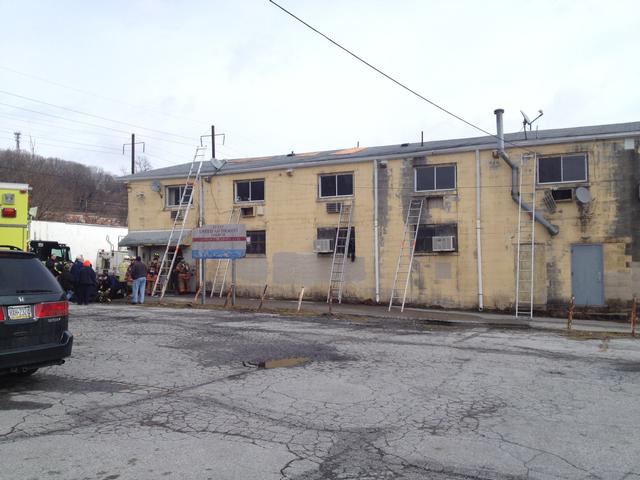 Training Continues with Large Scale Drill in Coatesville - East