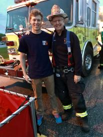 Welcome Eddie from Chief Fire!