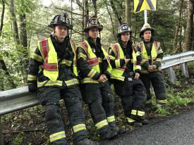 Engine 49-1 personnel