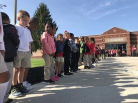Reeceville Elementary School Event