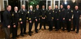 East Brandywine Fire Company 2018 Line Officers